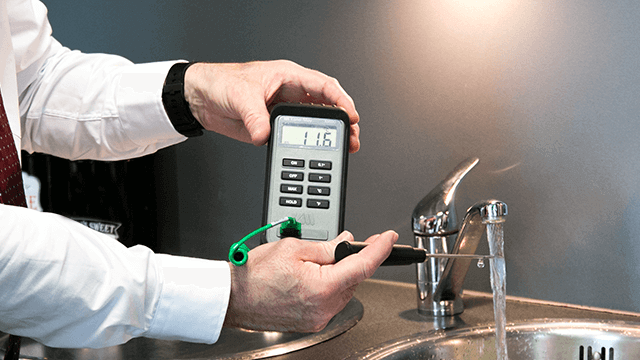 Legionella Control Within Hot and Cold Water Systems (WH003